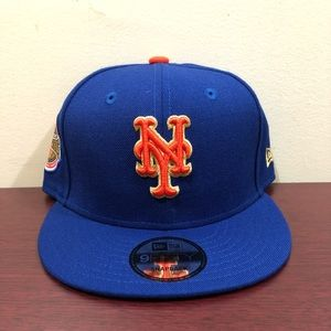 New Era, 9Fifty Snapback Hat, New York Mets
